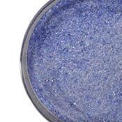 Sapphire Blue Transparent Fine Frit 96 COE