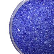 Sapphire Blue Transparent Medium Frit 96 COE