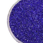 Midnight Blue Transparent Medium Frit 96 COE