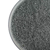 Dark Gray Transparent Fine Frit 96 COE