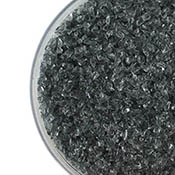 Dark Gray Transparent Medium Frit 96 COE