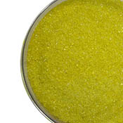 Yellow Transparent Fine Frit 96 COE