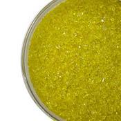 Yellow Transparent Medium Frit 96 COE