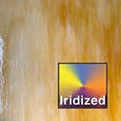 Medium Amber Opal Wisspy Iridized
