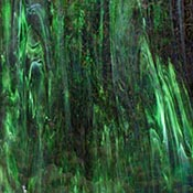 Medium Green / Brown / White Opal Wisspy Mystic