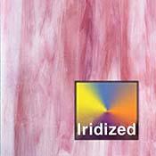 Gold Pink Wisspy Opal Iridized