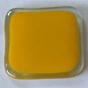 Y96 Marigold Opal Fusible 96 COE
