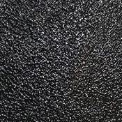 Y96 Jet Black Granite Fusible 96 COE (28 x 18 in. sheet)